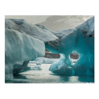 Europa, Islândia, JokUSArlon. Formações do iceberg Cartoes Postais