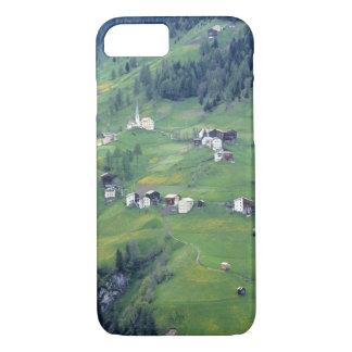 Europa, Italia, cumes da dolomite. Esta vila Capa iPhone 7