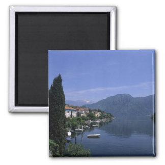 Europa, Italia, lago Como, Tremezzo. Norte Imãs De Geladeira