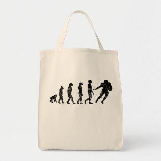 Evolução afligida da parte traseira do corredor bolsa para compra
