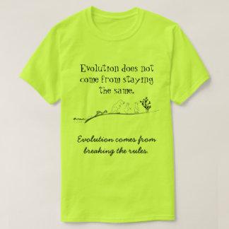 Evolução Camisetas