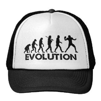 Evolução de um jogador de futebol! bonés
