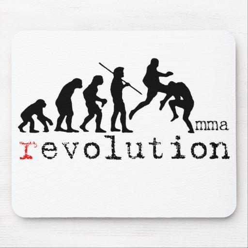 Evolução do Muttahida Majlis-E-Amal - tapete do ra Mousepad