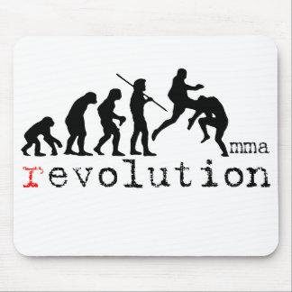 Evolução do Muttahida Majlis-E-Amal - tapete do Mouse Pad