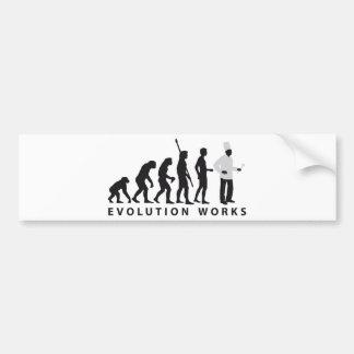 evolution chief adesivo para carro