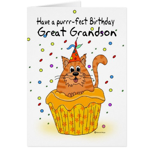 excelente - cartão de aniversário do neto com cupc