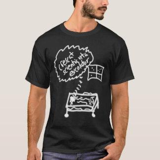 Excolatur do vita do scientia de Crescat Camiseta