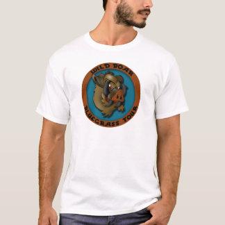Excursão do Bluegrass do javali T-shirt