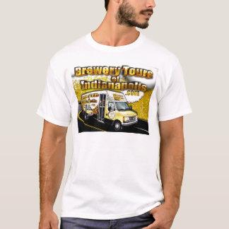 Excursões da cervejaria de Indianapolis T-shirt
