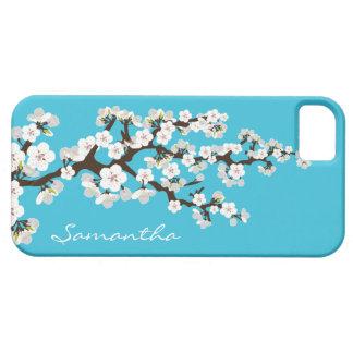 Exemplo da case mate do iPhone 5 das flores de Capa Barely There Para iPhone 5