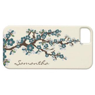 Exemplo da case mate do iPhone 5 das flores de Capa Para iPhone 5