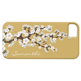 Exemplo da case mate do iPhone 5 das flores de Capas Para iPhone 5