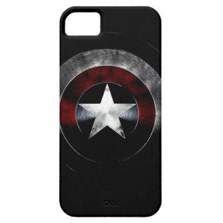 exemplo de América iphone5/5s do captin Capa Barely There Para iPhone 5