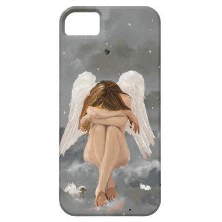 Exemplo de descanso da case mate do anjo de Narnia Capas Para iPhone 5