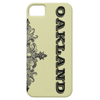Exemplo de Oakland iphone5 Capa Para iPhone 5