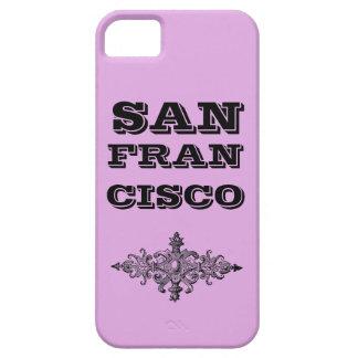 Exemplo de San Francisco iphone5 Capa Para iPhone 5