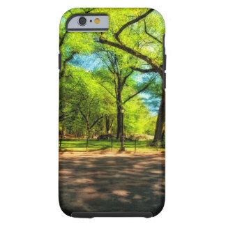 exemplo do Central Park do iPhone 6 Capa Tough Para iPhone 6