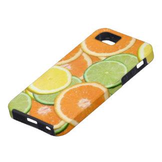 exemplo do citrino e das laranjas capa para iPhone 5