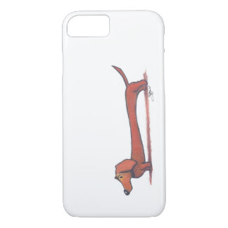 Exemplo do Dachshund Capa iPhone 8/7