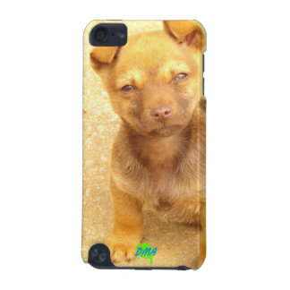 exemplo do filhote de cachorro do ipod touch 5G Capa Para iPod Touch 5G