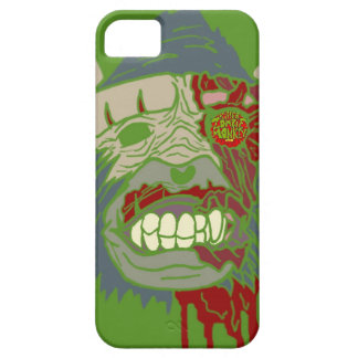 Exemplo do macaco do zombi do assassino iPhone 5 capa