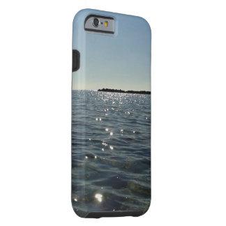 Exemplo glamoroso do oceano Iphone/Ipad Capa Tough Para iPhone 6