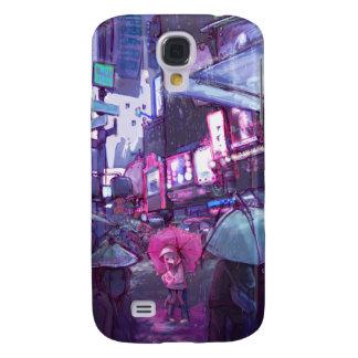 Exemplo neo de New York para o iPhone 3G/3GS Galaxy S4 Case