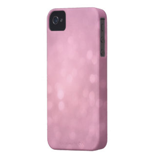 Exemplo subtil cor-de-rosa da case mate do iPhone Capa iPhone 4 Case-Mate