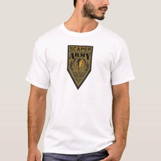 Exército de Scaper Tshirts