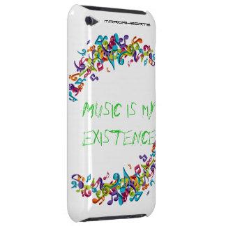 Existência da música capa iPod touch