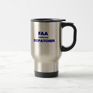 Expedidor Certificated FAA Caneca Térmica