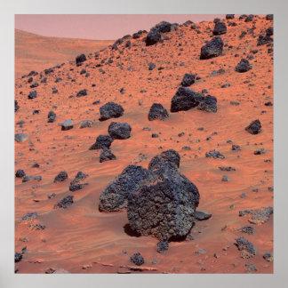 Exploração de Marte Posteres