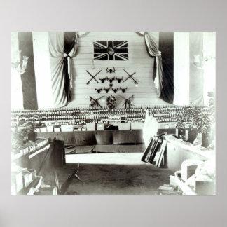 Exposição de Trinidad and Tobago, 1890 Pôster