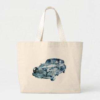 exposição dobro do lavagem de carros sacola tote jumbo