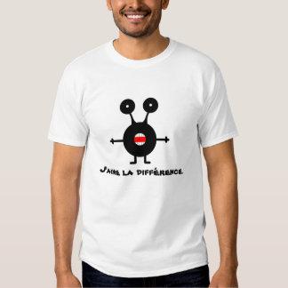 Expresse-se! Exprimez vous! Camisetas
