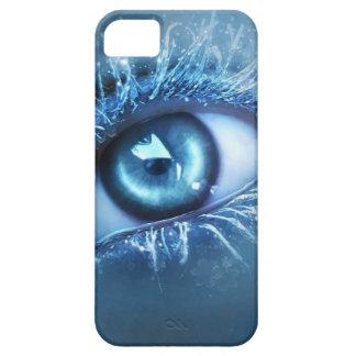 EYE.jpg AZUL Capa Barely There Para iPhone 5