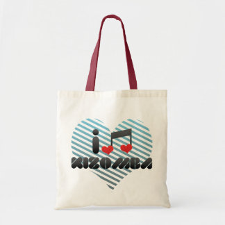 Fã de Kizomba Bolsa Para Compras