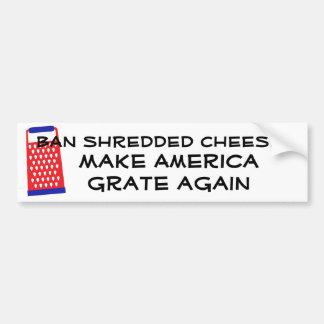 Faça América raspar outra vez o humor engraçado do Adesivo Para Carro