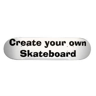 Faça-lhe você mesmo o skate