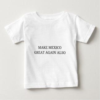 Faça o excelente de México outra vez igualmente T-shirt