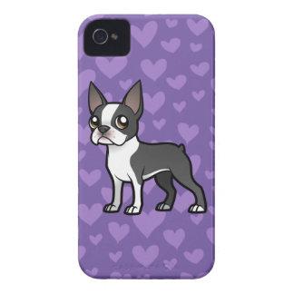Faça seu próprio animal de estimação dos desenhos capas para iPhone 4 Case-Mate