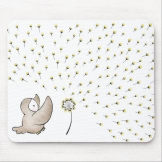 Faça um desejo mouse pads
