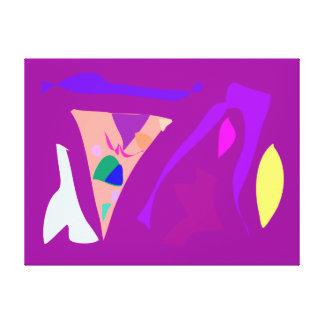 Fácil relaxe a felicidade orgânica Meditation42 do Impressão De Canvas Envolvidas