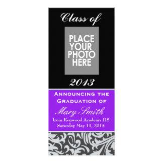 Faculdade ou segundo grau do anúncio da graduação panfleto informativo