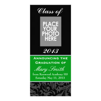 Faculdade ou segundo grau do anúncio da graduação panfletos informativos personalizados