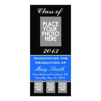 Faculdade ou segundo grau do anúncio da graduação panfleto