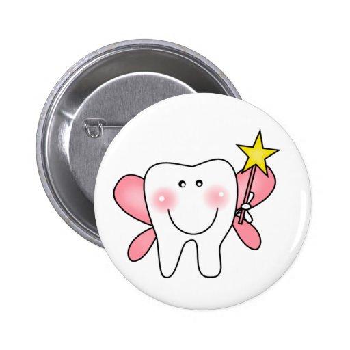 Fada de dente pins