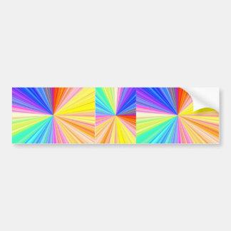 Faísca de ColorWheel - aprecie a alegria da parte Adesivo Para Carro
