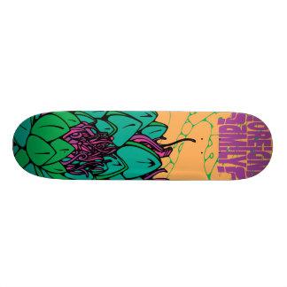 """Família estrangeira """"alcachofra """" shape de skate 20,6cm"""