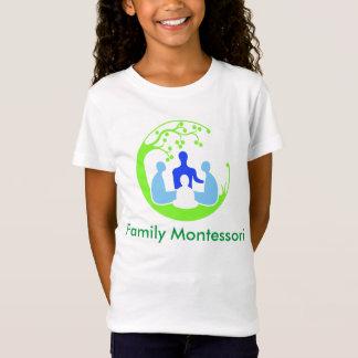 Família Montessori do t-shirt de Líbano
